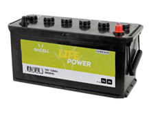Batteri 100Ah/12V/413x175x220 <br />Start - Auto - STD