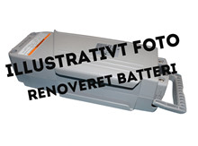 Battery 9Ah/24V, Refit <br />Traction - Ni-Mh