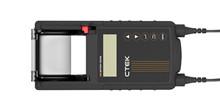 Batteri- og systemtester med printer CTEK   <br />Tester