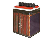 Batteri 25Ah/12V/272x205x392 <br />Stationary - OGI