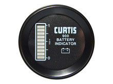 "Battery ""Fuel"" Gauge 24V <br />Accessories"
