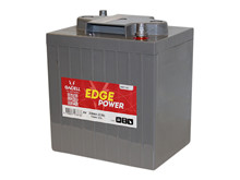 Batteri 220Ah/6V/244x190x275 <br />Drift - GEL - Deep Cycle