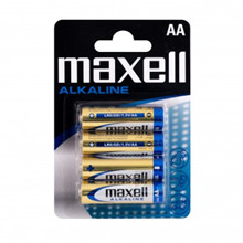 Batteri 1,5V - AA <br />Elektronik - Alkaline