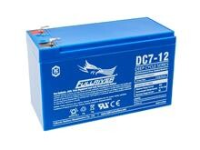 Batteri 7Ah/12V/151x65x94 <br />Drift - AGM - Deep Cycle