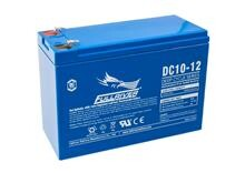 Batteri 10Ah/12V/151x65x111 <br />Drift - AGM - Deep Cycle