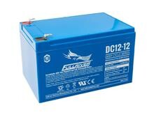 Batteri 12Ah/12V/151x98x95 <br />Drift - AGM - Deep Cycle