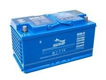 Batteri 80Ah/12V/353x175x190 <br />Drift - AGM - Deep Cycle