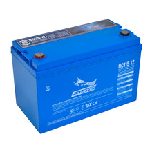 Battery 115Ah/12V/329x173x210 <br />Traction - AGM - Deep Cycle