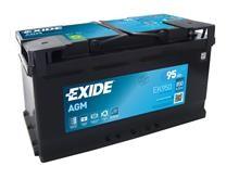 Battery 95Ah/12V/353x175x190 <br />Start - Auto - AGM
