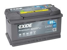 Batteri 85Ah/12V/315x175x175 <br />Start - Auto - SMF