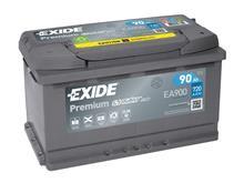 Battery 90Ah/12V/315x175x190 <br />Start - Auto - SMF