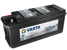 Batteri 110Ah/12V/509x175x206 <br />Start - Auto - STD