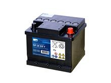 Sonnenschein battery 38Ah/12V  <br />Traction - GEL - Deep Cycle