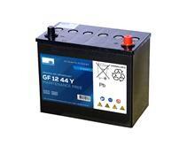 Sonnenschein batteri 50Ah/12V  <br />Drift - GEL - Deep Cycle
