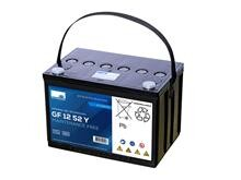 Sonnenschein batteri 60Ah/12V  <br />Drift - GEL - Deep Cycle