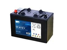 Sonnenschein batteri 80Ah/12V  <br />Drift - GEL - Deep Cycle