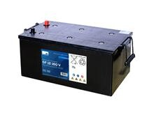 Sonnenschein battery 196Ah/12V  <br />Traction - GEL - Deep Cycle