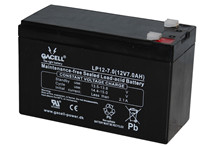 Batteri 7Ah/12V/151x65x94 <br />Drift - AGM - General Purpose