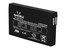 Batteri 2,0Ah/12V/151x20x89 <br />Drift - AGM - General Purpose