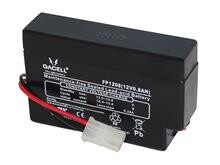 Batteri 0,8Ah/12V/96x25x62 <br />Drift - AGM - General Purpose