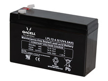 Battery 4,5Ah/12V/151x53x94 <br />Stationary - AGM - Longlife