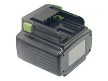 Batteri 3Ah/24V <br />Elværktøj - Ni-Mh - Kompatibel