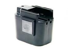 Batteri 2Ah/7,2V <br />Power Tools - Ni-Mh - Compatible