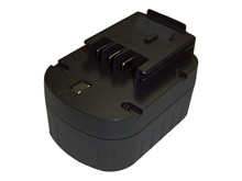 Batteri 2Ah/12V <br />Elværktøj - Ni-Cd - Kompatibel