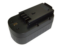 Batteri 2Ah/18V <br />Elværktøj - Ni-Cd - Kompatibel