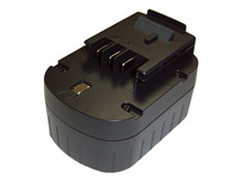 Batteri 1,5Ah/14,4V <br />Power Tools - Ni-Cd - Compatible