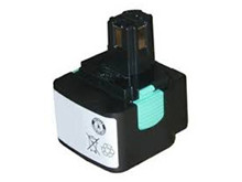 Batteri 3,3Ah/9,6V <br />Power Tools - Ni-Mh - Compatible