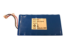 Battery 4Ah/9,6V - Renovated <br />Power Tools - Ni-Mh - Compatible