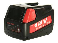 Batteri 2Ah/18V <br />Elværktøj - Li-Ion - Kompatibel