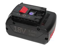 Batteri 5Ah/18V <br />