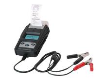 Batteri- og system-tester m/printer  <br />Tester