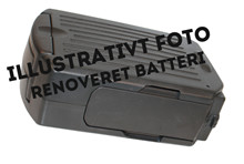 Battery 5Ah/24V <br />Traction - Ni-Cd