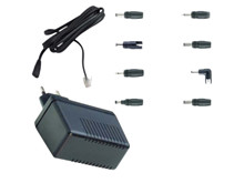 Charger 1,2A/4,5-10V/75x32x50 <br />Charger-Traction