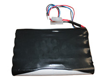 Batteri 2,1Ah/24V <br />Elektronik - Ni-Mh