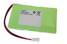 Batteri 7,5Ah/6V - Pack <br />Elektronik - Ni-Mh
