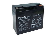 Batteri 18Ah/12V/181x77x167-VDS <br />Drift - AGM - General Purpose