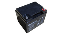 Batteri 40Ah/12V/198x167x170-VDS <br />Drift - AGM - General Purpose