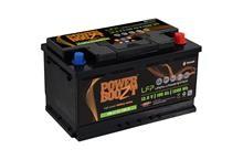 Batteri 100Ah/12,8V/353x175x190 <br />