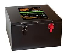 Batteri 200Ah/12,8V/320x332x190 <br />