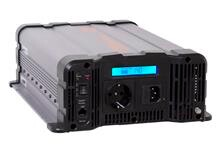 Inverter 24V/3000W <br />Tilbehør