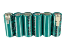 Batteri 1,2Ah/7,2V <br />Power Tools - Ni-Cd - Compatible
