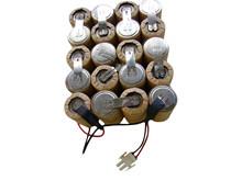 Batteri 5Ah/24V <br />Elværktøj - Ni-Cd - Kompatibel