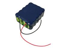 Batteri 3Ah/24V <br />Elværktøj - Ni-Cd - Kompatibel