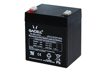 Battery 4,5Ah/12V/90x70x101 <br />Traction - AGM - General Purpose