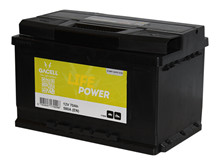 Batteri 70Ah/12V/278x175x175 <br />Start - Auto - STD