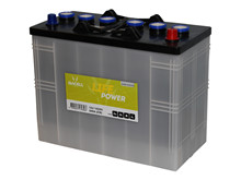 Batteri 142Ah/12V/342x172x284 <br />Start - Auto - STD